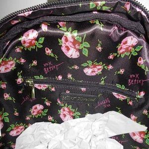 Betsey Johnson Bags - Brand New Betsey Johnson Signature Large Backpack